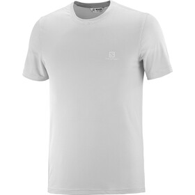 Salomon Explr Pique SS T-shirt Herrer, hvid